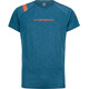 La Sportiva TX Top Shortsleeve Shirt Men teal